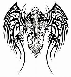 awesome tribal cross tattoos design pictures fashion gallery