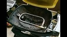 gasgrill reinigen sauber machen weber q 1000