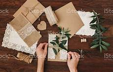 handmade low cost diy wedding invitations