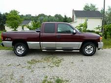 Purchase Used 2000 GMC Sierra 1500 Extended Cab 4X4 120K