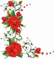 bordure en fleur pin em printable