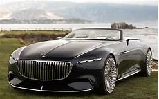 2017 Vision Mercedes Maybach 6 Cabriolet Serious Wheels