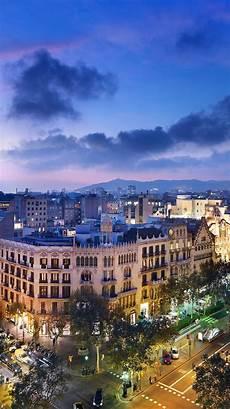 Iphone Wallpaper Barcelona City by Wallpaper Spain Barcelona City Road