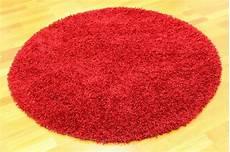 teppich rund 160 rund teppich 160 cm fancy rot trendcarpet de