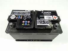 agm batterie laden vw t5 facelift batteria batteria auto batteria addizionale