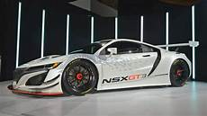 This Bewinged Beast Is The Honda Nsx Gt3 Top Gear