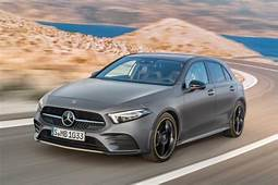 New 2018 Mercedes A Class To Take On Premium Hatch Market