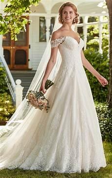 elegant off the shoulder wedding gown martina liana wedding dresses