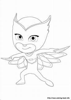 malvorlagen pj masks unicorn aglhk