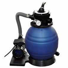 pool filteranlage test