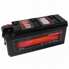 Orbis Bs61040 12v 110ah 760a Hd Lkw Batterie