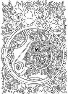 wind carries flowers coloring book olga goloveshkin