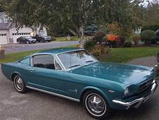 A Code 1965 Ford Mustang Fastback For Sale On BaT Auctions