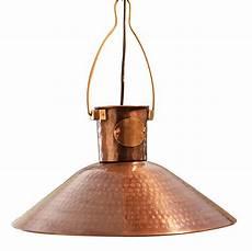 copper pendant light by country lighting notonthehighstreet com