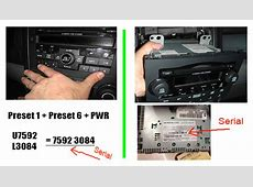Honda Radio Serial Number   Honda Radio Code   Pinterest