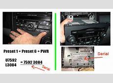 Honda Radio Serial Number   Honda Radio Code   Pinterest