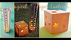 Coole Laterne Basteln - crafts cool nightlight paper lanterns