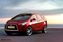 Mitsubishi Flexis Concept Study David Cardoso's Ford C