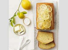 applesauce sour cream pound cake image