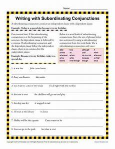 15 best grammar conjunctions images pinterest school teaching ideas and writing