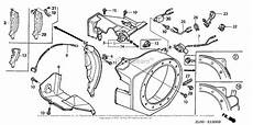 honda engines gx200 qa2 engine jpn vin gcae 1000001 to gcae 1899999 parts diagram for fan cover