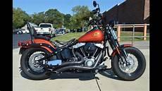 Sold 2011 Harley Davidson 174 Flstsb Cross Bones 6472