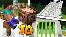 10 Incroyable Commandes De Commande Block