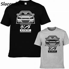 honda t shirt 2018 summer new honda civic 6gen t shirt mens sleeve