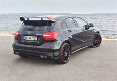 Hire Mercedes A Class 45 Amg Rent The New Mercedes A