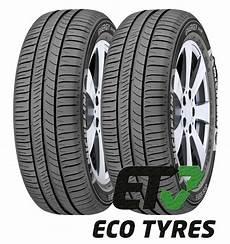 2x tyres 205 55 r16 91v michelin energy saver b a 70db