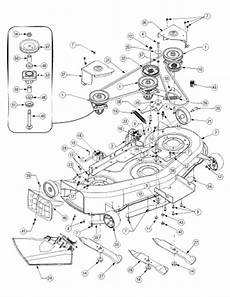 3240 Cub Cadet Wiring Diagram by Belt Routing