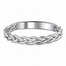 braided wedding ring custom braided wedding ring brilliant earth
