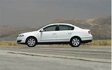 2008 Vw Passat Turbo Test Motor Trend