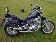 1993 yamaha xv 1100 virago moto zombdrive