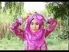 Tutorial Pashmina Hana Dewi Chsi Rcti By