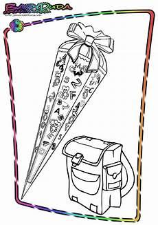 Www Ausmalbilder Info Malbuch Malvorlagen Schule Einschulung R 252 Ckt N 228 Schule Ausmalbild Zuckertuete