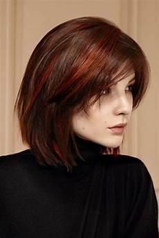 coloration chatain reflet cuivré les coloration pour les cheveux noirs et bruns en 2019