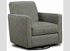 Fusion Furniture 402 G Contemporary Swivel Glider with