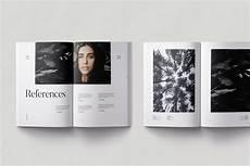 mod portfolio indesign templates page design brochure