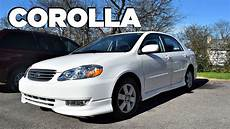 2004 Toyota Corolla S In Depth Review Start Up Engine
