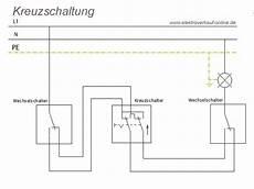 wechselschaltung mit beleuchtung schaltung wiring diagram