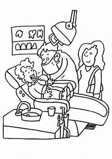 Kostenlose Malvorlagen Zahnarzt Malvorlage Zahnarzt Kostenlose Ausmalbilder Zum Ausdrucken