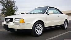 1996 audi 80 b4 cabriolet last year classic car