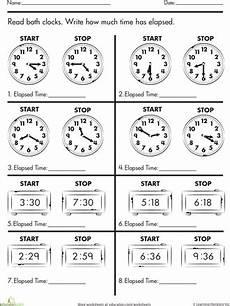 calculate elapsed time balanced schooling homeschool