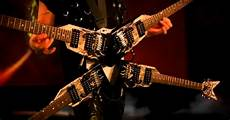 michael angelo batio guitar horns up rocks check out this shredding tribute by michael angelo batio to pantera ozzy