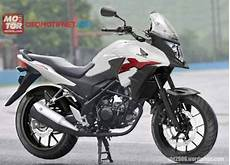 Honda Cb150r Modif Adventure by Modifikasi Honda Cb150r Pakai Fairing Ala Cb500x Siap