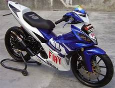 Modif Jupiter Mx Lama by Foto Gambar Modifikasi Yamaha Jupiter Mx 135 150 King 5