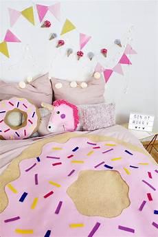 Diy Donut Decke Ohne N 228 Hen Zimmer Deko Selber Machen