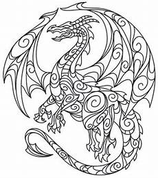 doodle dragon urban threads unique and awesome embroidery designs