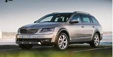 2017 Skoda Octavia Scout Pricing And Specifications